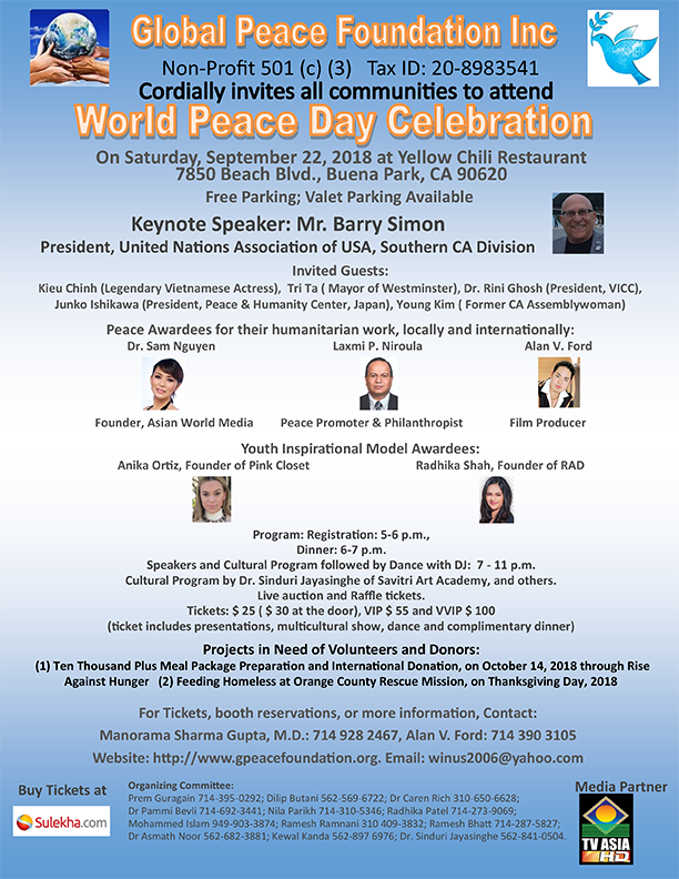 World Peace Day Flyer 2018_NEW